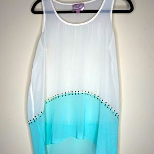 Lovely Romeo & Juliet Couture top